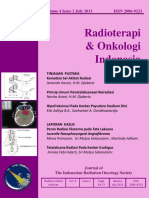 radioterapi onkologi