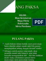 PULANG PAKSA