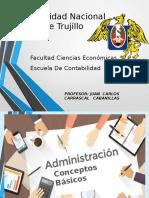 Administración Completa-expocición.