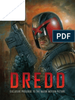 Dredd Movie