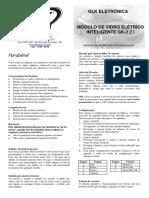 Manual Mód. Vidro GLK 2.2I