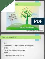Ecosistemas Digitales Marcos Grillo