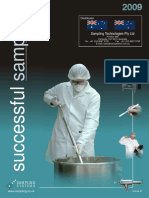 Range Brochure 2009-Sampling Technologies