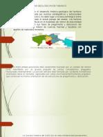 Provincias Geológicas de Tabasco