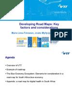 1. Maria Lima-Toivanen_Foresight Roadmaps