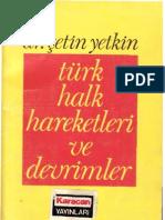 Turk Halk Hareketleri Ve Devrimleri