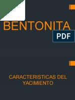 Explotación de La Bentonita