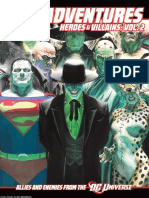 DC Adventures Heroes and Villains Vol 2