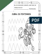 ESCOLA MUNICIPAL DE EDUCAÇÃO INFANTIL JOSÉ DIAS DE OLIVEIRA.doc
