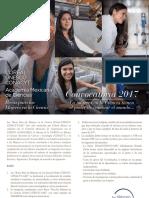 Convocatoria 2017 Becas Para Las Mujeres en La Ciencia