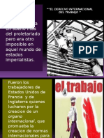 1. Antecedentes Derecho Laboral Internacional Oit