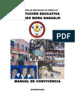 Manual de Convivencia Ie Alfonso Mora Naranjo