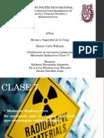 Materiales Radiactivos