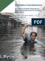 Gestión integrada del riesgo de inundaciones