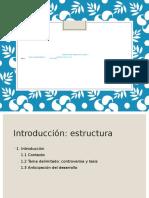 Introduccion y Cierre Estructura Para Textos Argumentativos 2