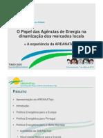 AREANATejo SeminarioFP7 Entroncamento 07Jul2010
