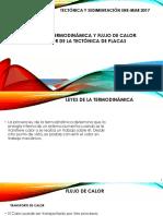 Leyes de La Termodinámica y Flujo de Calor