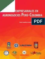 Casos empresariales en agronegocios Perú Colombia