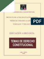 Temas Derecho Constit