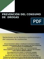 Prevencion Del Consumo de Drogas