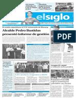 Edición Impresa Elsiglo 06-03-2017
