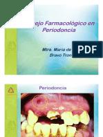 Farmacologia en Periodoncia