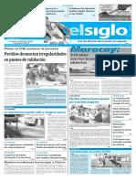 Edición Impresa El Siglo 05-03-2017
