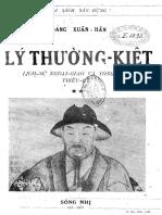 (1950) Lý Thường Kiệt - Hoàng Xuân Hãn