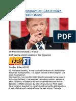 ABC of Trumponomics.docx