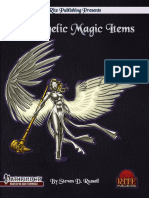 10 Angelic Magic Items