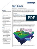 Drilling Geomechanics Services Ps