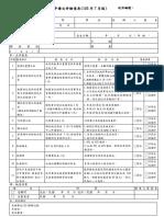 創業計劃書演練-微型創業鳳凰貸款申請書-詹翔霖副教授