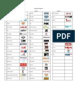 Channel List Topas TV-Logo (October 2016)