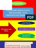Sosialisasi Pmw Februari 2016