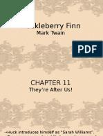 Huckleberry Finn 11-20