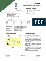 US5881-Datasheet-Melexis