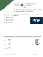 Examen Final 2014-1