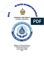 Vidisha water resources