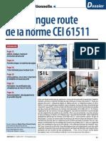 813 Dossier CEI61511 Securite Fonctionnelle 1