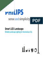 Smart LED Landscape
