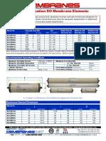 Ami Seawater Desalination Ro Membranes