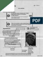 Jan. 9, 2017 top-secret Intellipedia entry for Donald Trump