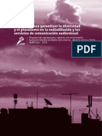Principios Para Garantizar La Diversidad y El Pluralismo (Libro)_completo