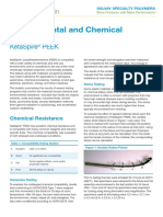PEEK Chemical Resistance