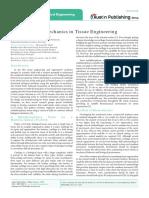 Austin Journal of Biomedical Engineering