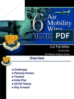 6th Air Mobility Wing, MacDill AFB