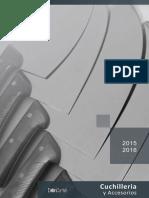 Cuchillos y Accesorios Nuevo Catalogo 2016