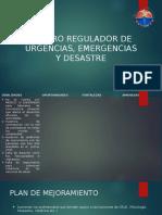 Centro Regulador de Urgencias, Emergencias y Desastre