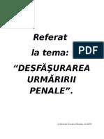 Drept Proces Penal