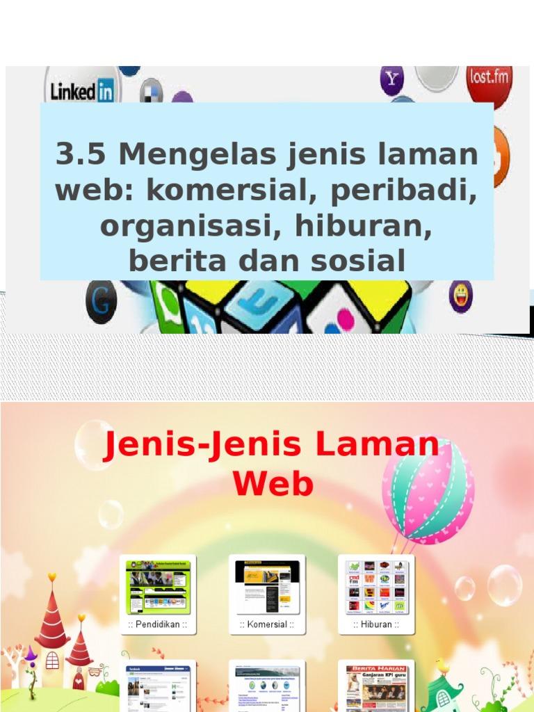 3 5 3 6 Mengelas Laman Web Baik Buruk